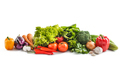 Composition with raw vegetables - PhotoDune Item for Sale