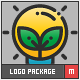 Eco Idea Logo - GraphicRiver Item for Sale
