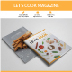 Let's Cook Magazine - GraphicRiver Item for Sale
