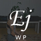 Emmy Jones - A WordPress Blog Theme - ThemeForest Item for Sale