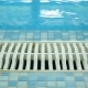 Empty Swimming Pool Tiled Floor and Drainage - VideoHive Item for Sale