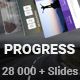 Progress Powerpoint Presentation Template - GraphicRiver Item for Sale