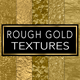 Rough Gold Textures - GraphicRiver Item for Sale
