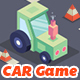 Isometric Car Game