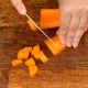 Cut the Carrots Into Cubes - VideoHive Item for Sale
