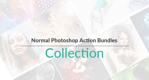 Normal Photoshop Action Bundles