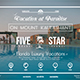 Vacation Flyer - GraphicRiver Item for Sale