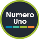 Numero Uno - Adobe Muse Template - ThemeForest Item for Sale