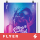 Music Sounds Better With You - Party Flyer / Poster Template A3 - GraphicRiver Item for Sale