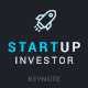 Startup Investor Pitch Deck Keynote Template - GraphicRiver Item for Sale