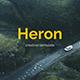Heron Creative Google Slide Template - GraphicRiver Item for Sale