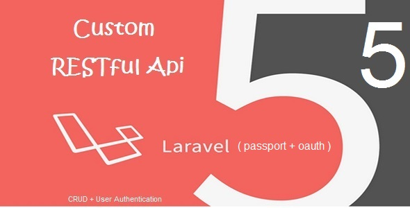 RESTful Api - CodeCanyon Item for Sale