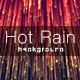 Hot Rain background - VideoHive Item for Sale