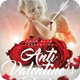 Valentine's Day Party Poster / Flyer - GraphicRiver Item for Sale