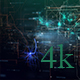 Futuristic HUD Network Background - VideoHive Item for Sale