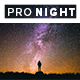 Pro Night Lightroom Presets
