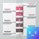 Modern Infographic Paper Timeline(2 Colors) - GraphicRiver Item for Sale