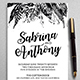 Wedding Invitation - GraphicRiver Item for Sale