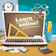 Online Learning Design Concept - GraphicRiver Item for Sale