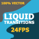 Dynamic Splash Transitions - VideoHive Item for Sale