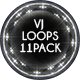 VJ Light Spheres Loops - 11 Pack - VideoHive Item for Sale