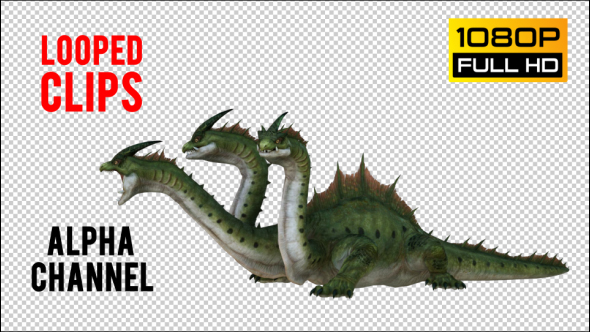VideoHive Hydra 1 Realistic Pack 5 21251419