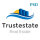 Trustestate - Real Estate PSD Template