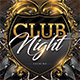 Club Night Flyer