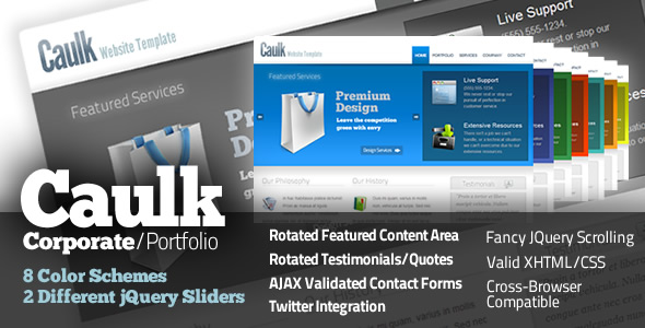 Free Download Caulk Nulled Latest Version