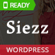 Siezz - Modern Multipurpose MarketPlace WordPress Theme (Mobile Layout Included) - ThemeForest Item for Sale