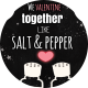 Salt and Pepper Valentine Party Flyer
