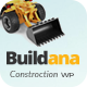 Buildana | Construction & Building WordPress Theme - ThemeForest Item for Sale