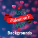 Valentines Day Background (Pack of 4) - VideoHive Item for Sale