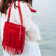 beautiful young girl with a handbag - PhotoDune Item for Sale
