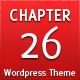 Chapter 26 - Minimal Wordpress theme - ThemeForest Item for Sale