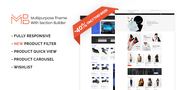 ThemeForest Multibuy Multipurpose Shopify Theme with Section Builder 21147479