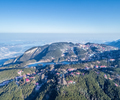 aerial view of lushan mountain - PhotoDune Item for Sale