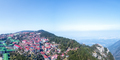 cool street on hilltop in lushan mountain - PhotoDune Item for Sale