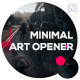 Minimal Art Opener - VideoHive Item for Sale