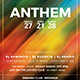 Anthem Flyer - GraphicRiver Item for Sale