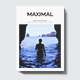 Maximal Magazine Template - GraphicRiver Item for Sale