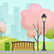 City Park - GraphicRiver Item for Sale