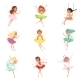 Collection of Fairies