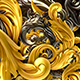 Gold Luxury Ornament - VideoHive Item for Sale