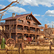 Western Environment - GraphicRiver Item for Sale