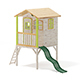 Children House with a Slide 3D Model - 3DOcean Item for Sale