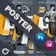Fitness Time Poster Templates - GraphicRiver Item for Sale
