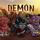 Demon 2D Game Character Sprite Sheet