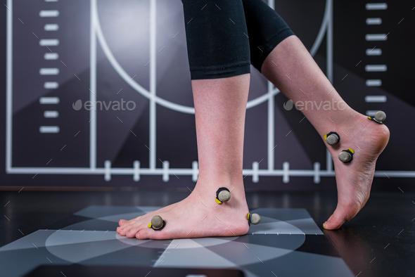 Anthropometric measurement 9140 - Stock Photo - Images