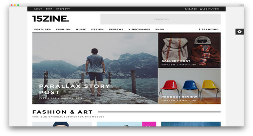 Top Responsive Magazine News WordPress Themes For Blogging and News Sites 2018